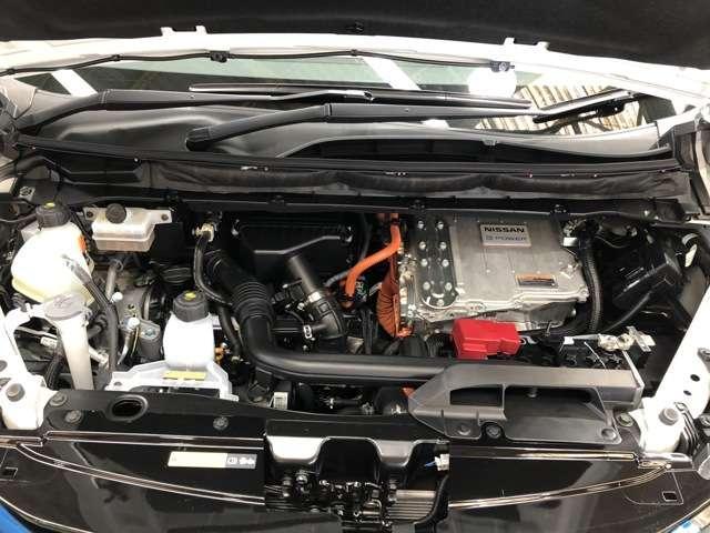 e-パワー ハイウェイスターV 1.2 e-POWER ハイウェイスター V 衝突被害軽減ブレ-キ&メモリーナビ・全周囲カメラ・両側電動スライドドア・パーキングサポート・LEDヘッドライト・ETC付(19枚目)