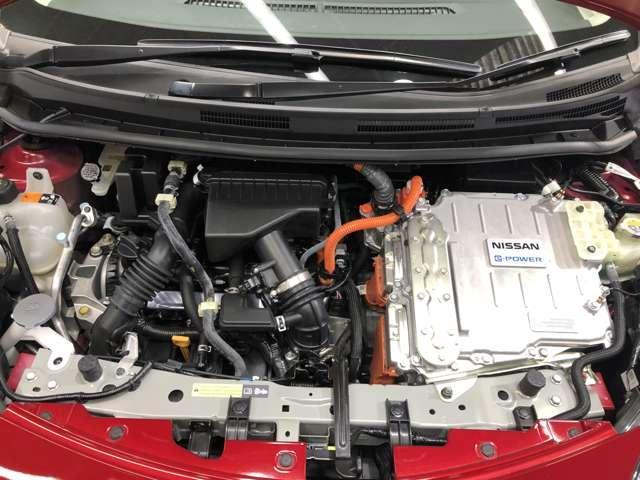 e-パワー X 1.2 e-POWER X 衝突被害軽減ブレ-キ・メモリーナビ・バックカメラ・インテリジェントクルーズコントロール・コーナーセンサー・オートライト・ETC・フロアーカーペット付(18枚目)