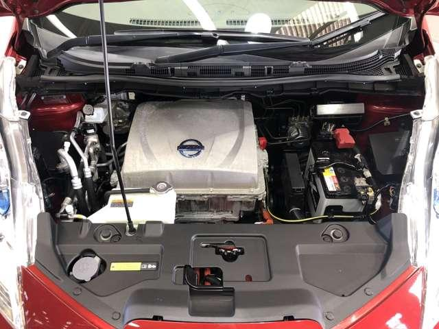 X EV専用ナビ・バックカメラ・クルーズコントロール・ETC・オートライト・シートヒーター付(19枚目)