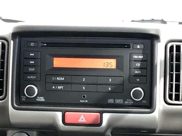 DX 660 DX ハイルーフ 4WD 純正CDオーディオ&リモコンキー・オーバーヘッドコンソール付(6枚目)