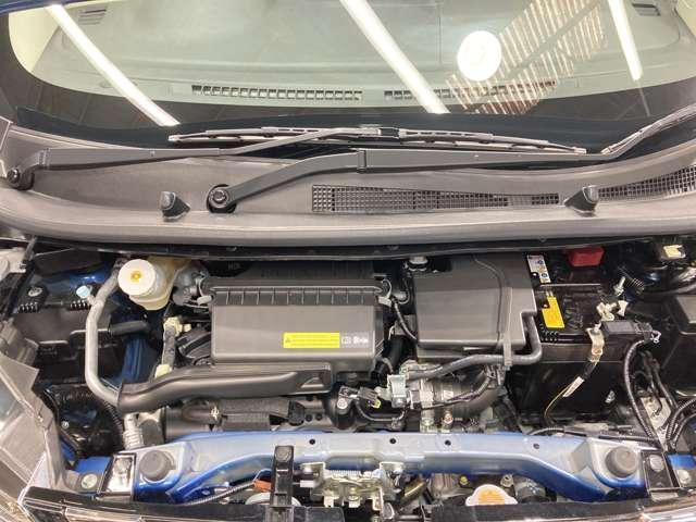 X 660 X 衝突被害軽減ブレーキ&踏み間違い防止付・CDデッキ・オートライト・アイドリングストップ機能・ETC付(18枚目)