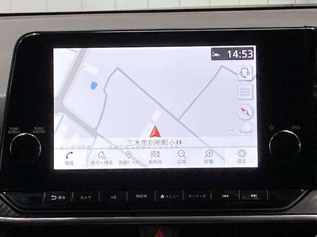 X 1.2 X プロパイロット機能&衝突被害軽減ブレ-キ・メーカーナビ・全周囲カメラ・スマートルームミラー・ドライブレコーダー・LEDヘッドライト・SOSコール・オートライト・ETC付(6枚目)