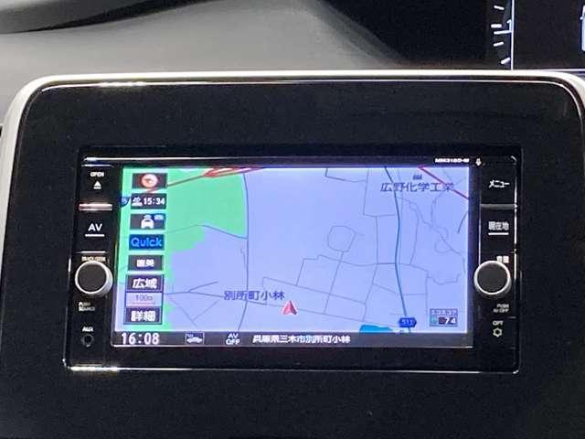ハイウェイスター VセレクションII 2.0 ハイウェイスター VセレクションII 衝突被害軽減ブレ-キ&メモリーナビ・全周囲カメラ・両側電動スライドドア・パーキングアシスト・クルーズコントロール・オートライト・LEDヘッドライト付(7枚目)