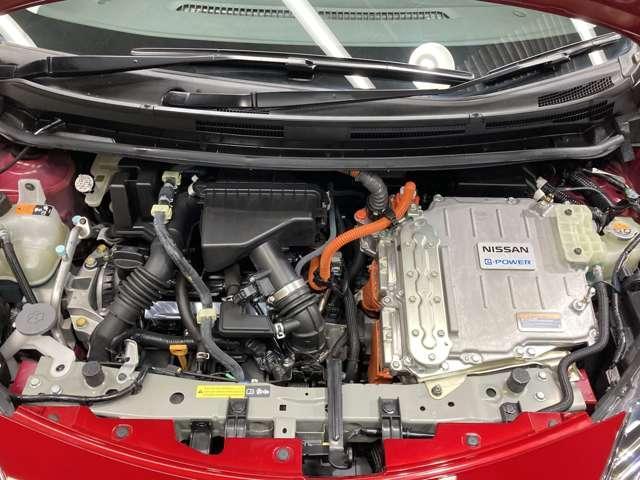 e-パワー X 1.2 e-POWER X 衝突被害軽減ブレ-キ&メモリーナビ・全周囲カメラ・スマートルームミラー・ドライブレコーダー・LEDヘッドライト・オートライト・ETC付(18枚目)