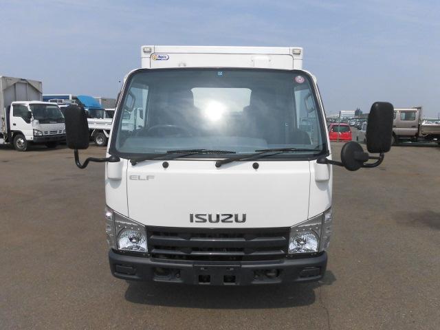 いすゞ 2トン 中温 冷凍車(2枚目)