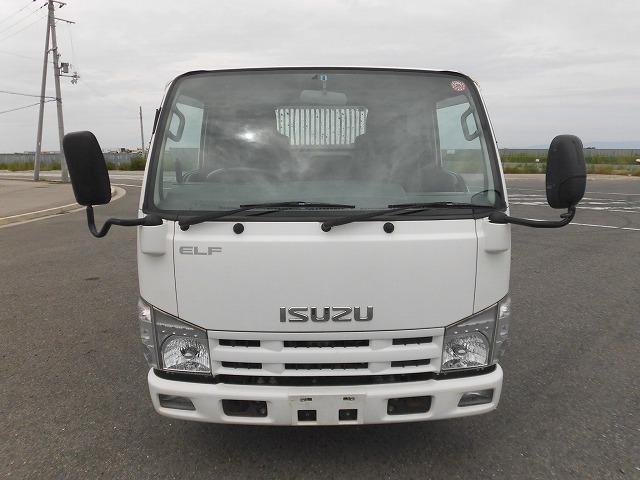 いすゞ エルフトラック いすゞ 2トン強化低床ダンプ