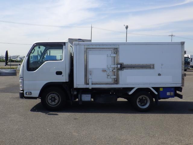 いすゞ 1.5トン 低温 冷蔵冷凍車(3枚目)