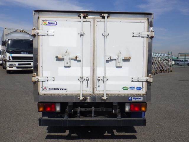 いすゞ 1.5トン 低温 冷蔵冷凍車(5枚目)