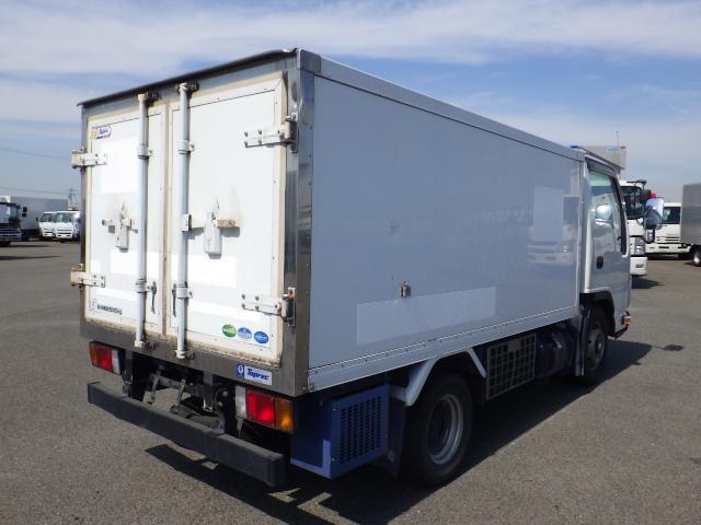 いすゞ 1.5トン 低温 冷蔵冷凍車(7枚目)