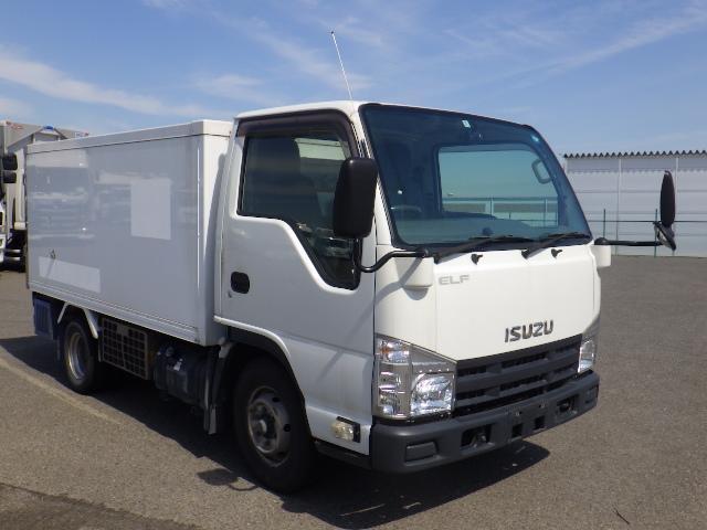 いすゞ 1.5トン 低温 冷蔵冷凍車(9枚目)