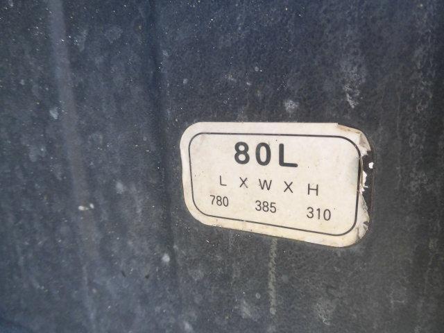 燃料タンク80L