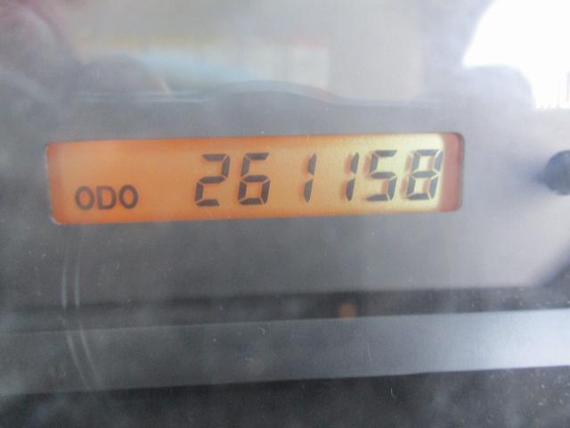 走行261158km