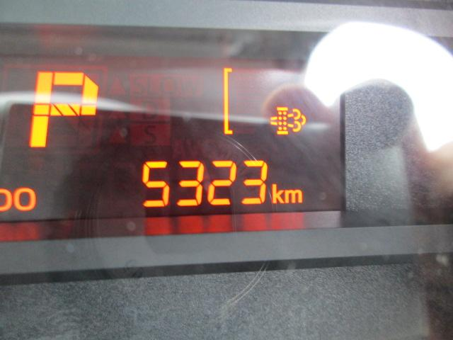 走行5323km