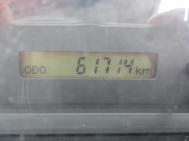 走行61714km