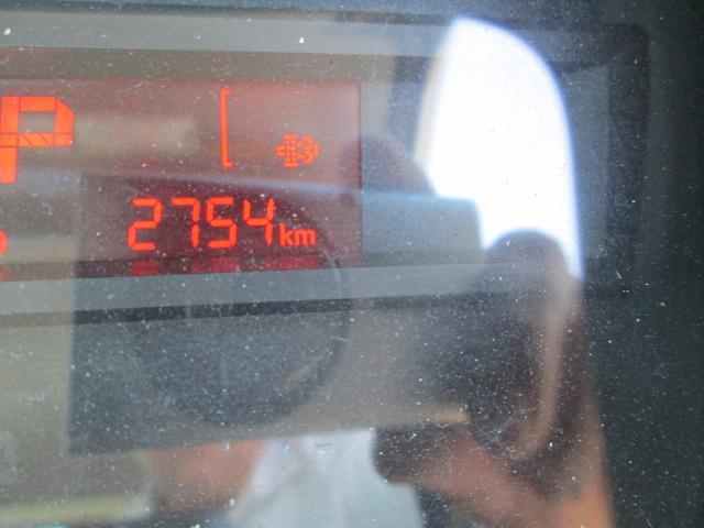 走行2754km