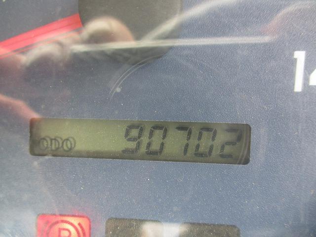 走行90702km