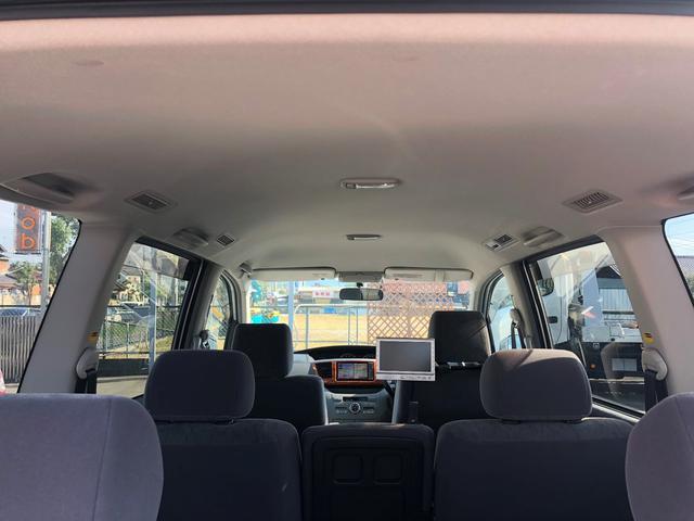 トヨタ ノア X HDDナビ フルセグ 後席モニター 両側パワースライド