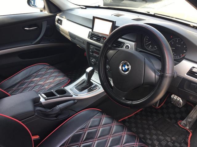 BMW BMW 320i ナビ TV アルミ エアロ 安全装備 CD AUX
