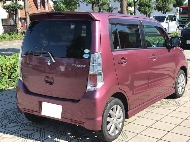 リミテッド ナビ 軽自動車 ETC ワイン CVT AC(13枚目)