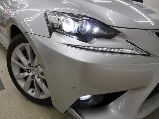 IS300h バージョンL [走行5.5万キロ]エマージェンシーブレーキ・シートエアコン・本革シート・クルーズコントロール・シートヒーター・車線逸脱警報・禁煙車・バックカメラ・LEDヘッドライト・メーカーナビゲーション(26枚目)
