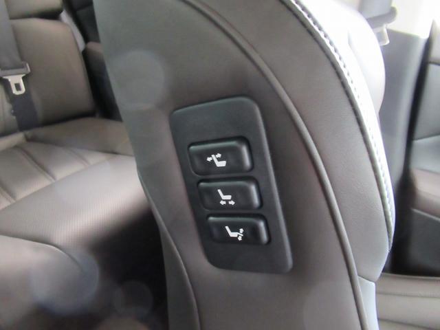 VIP (走行2.3万キロ)本革シート メーカーナビ フルセグTV アラウンドビューモニター シートヒーター シートエアコン 純正ドラレコ 禁煙車 オットマン エマージェンシーブレーキ LEDヘッドライト(34枚目)
