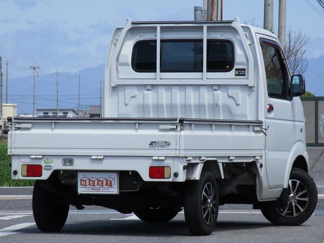 「スズキ」「キャリイトラック」「トラック」「滋賀県」の中古車4