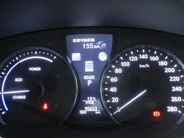 LS600h バージョンC Iパッケージ モデリスタエアロ トランクスポイラー スポーツマフラー カールソンアルミホイール メーカーナビ フルセグTV ETC 黒革シート(エアシート)(16枚目)