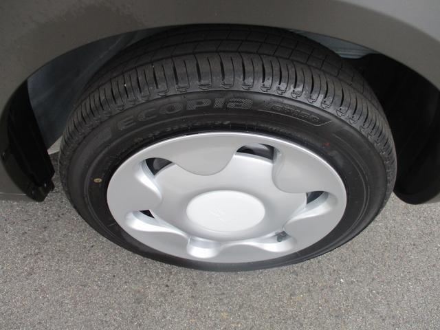 タイヤ溝もばっちりです
