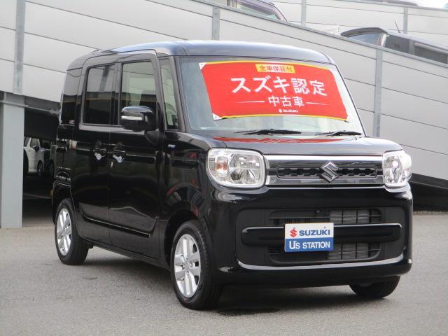 「スズキ」「スペーシア」「コンパクトカー」「兵庫県」の中古車3