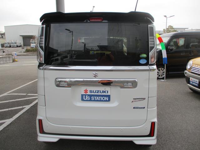 「スズキ」「スペーシアカスタム」「コンパクトカー」「兵庫県」の中古車75