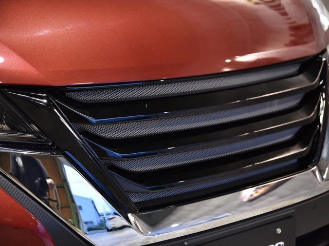 ハイウェイスター Vセレクション ロジャム コンプリート 車高調 レイズ19AW 塗分け塗装 ディライト ドレスアップ アラウンドビューモニター フリップダウン デカナビ(8枚目)