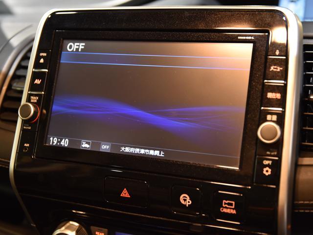 ハイウェイスター Vセレクション ロジャム コンプリート 車高調 レイズ19AW 塗分け塗装 ディライト ドレスアップ アラウンドビューモニター フリップダウン デカナビ(13枚目)