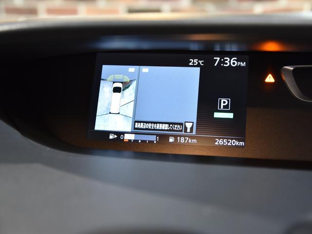 ハイウェイスター Vセレクション ロジャム コンプリート 車高調 レイズ19AW 塗分け塗装 ディライト ドレスアップ アラウンドビューモニター フリップダウン デカナビ(77枚目)
