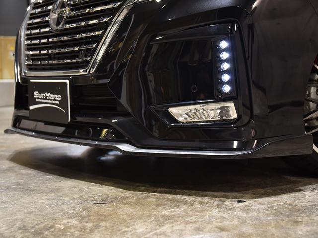 ハイウェイスターV アドミレーションコンプリート SSR アーベラ19インチ新品 車高調セーフティパックB アラウンドビューモニター(31枚目)