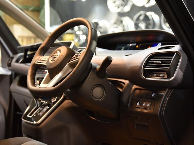 ハイウェイスターV アドミレーションコンプリート SSR アーベラ19インチ新品 車高調セーフティパックB アラウンドビューモニター(65枚目)
