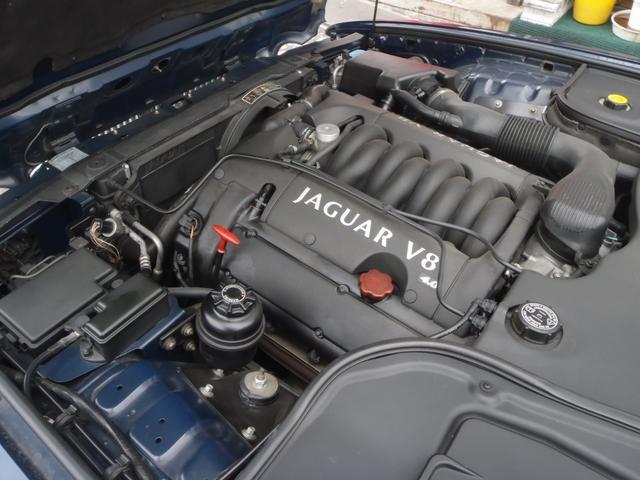 ジャガー ジャガー XJ エグゼクティブ4.0-V8 HDDナビ バックカメラ