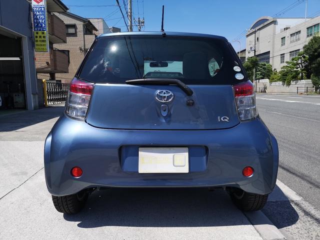 「トヨタ」「iQ」「コンパクトカー」「大阪府」の中古車3