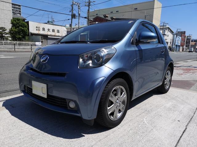 「トヨタ」「iQ」「コンパクトカー」「大阪府」の中古車7