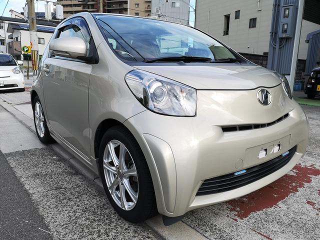 「トヨタ」「iQ」「コンパクトカー」「大阪府」の中古車6