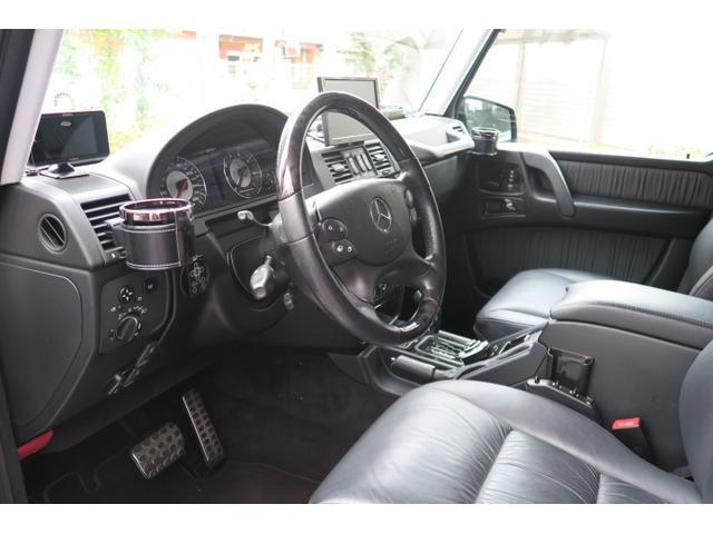 メルセデス・ベンツ M・ベンツ G55 AMGロング デジーノ