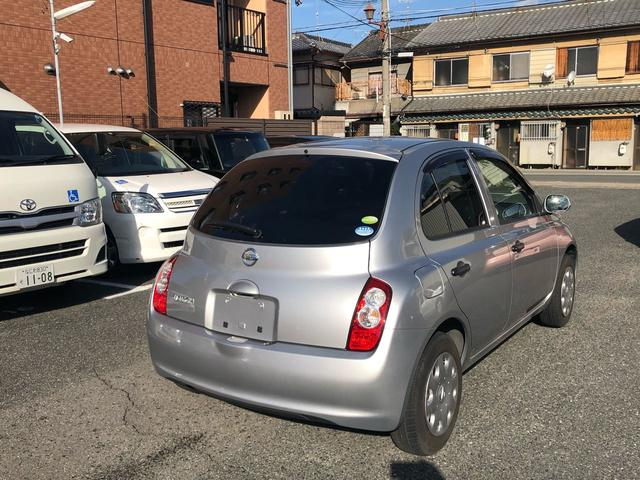 「日産」「マーチ」「コンパクトカー」「大阪府」の中古車6