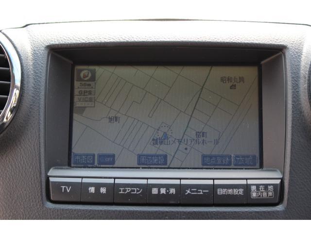 トヨタ ヴェロッサ V25 DVDナビ ETC サンルーフ