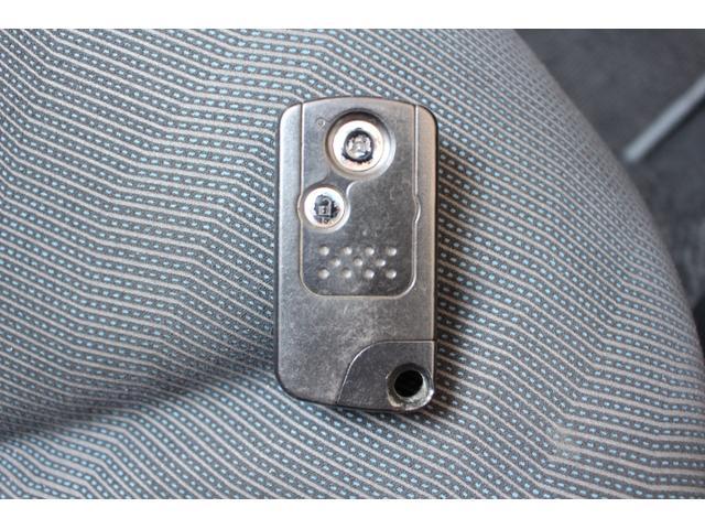 スマートキーなのでバッグからキーを出さなくても施錠・解錠ができますので便利ですよ♪