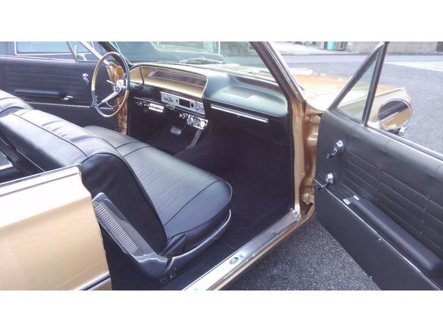 シボレー シボレー インパラ 1964年モデル コンバーチブル