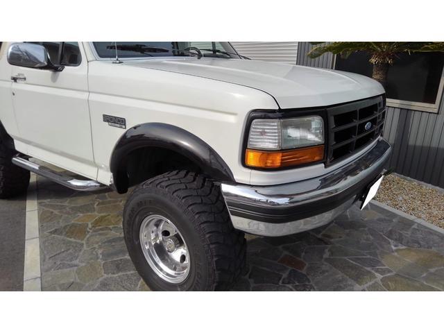 「フォード」「フォード ブロンコ」「SUV・クロカン」「滋賀県」の中古車3