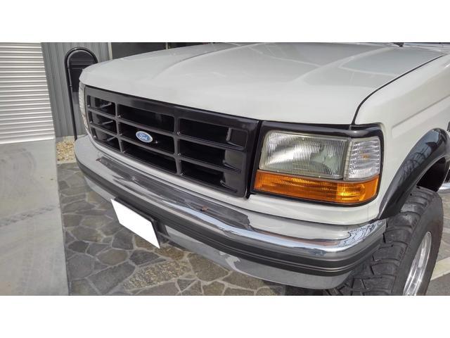 「フォード」「フォード ブロンコ」「SUV・クロカン」「滋賀県」の中古車5