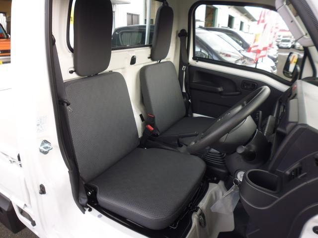 ダイハツ ハイゼットトラック スタンダード 4WD 届出済未使用車 新車保証継承