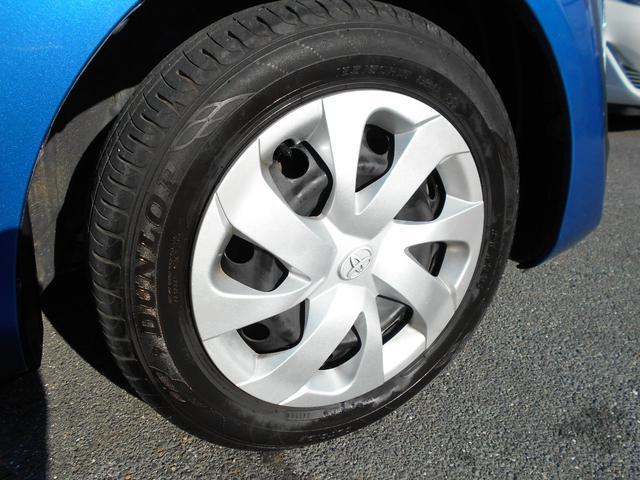 タイヤの山もまだまだ大丈夫です。