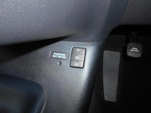 寒い季節にうれしいシートヒーターも装備しています。(運転席、助手席)