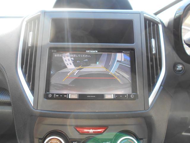カロッツェリア製のメモリーナビ(RZ501)を装着しています。地デジ(ワンセグ)やDVD再生、ブルートゥース接続も可能です。バックカメラも装備していますので車庫入れも楽々です。